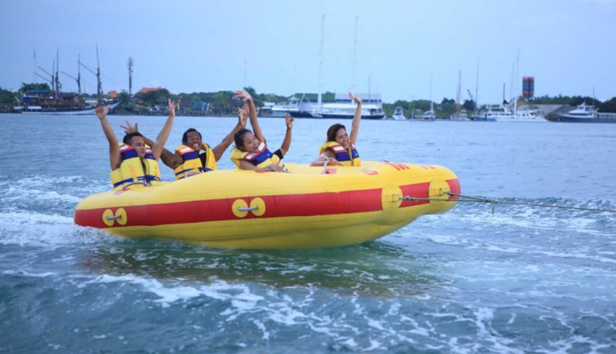 Donut Boat Watersport Tanjung Benoa