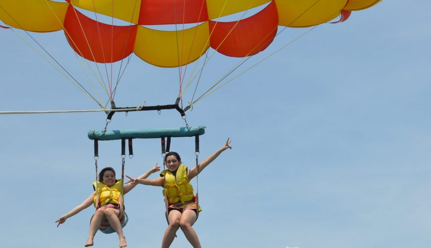 Parasailing Adventure Watersport Tanjung Benoa